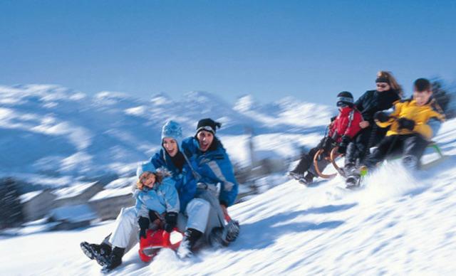 """""""雪域小达人""""—滑雪拓展冬令营"""