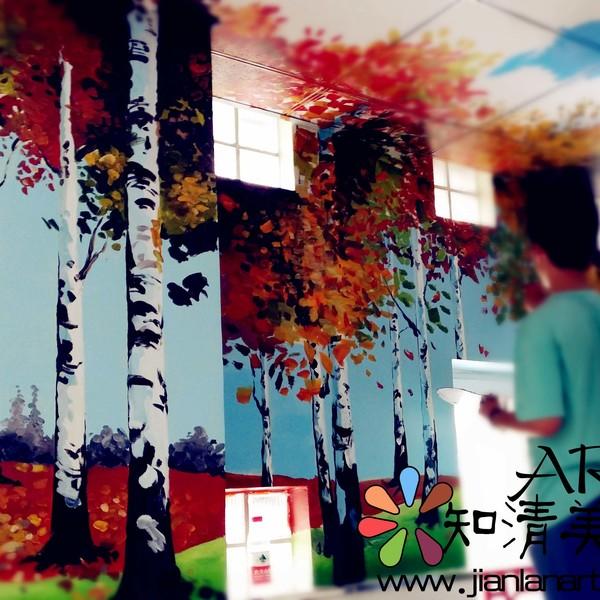北京师范大学附属小学彩绘项目